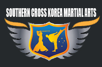 Southern Cross Korea Martial Arts Logo